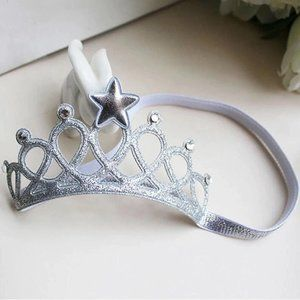 Baby Girl's Princess Tiara